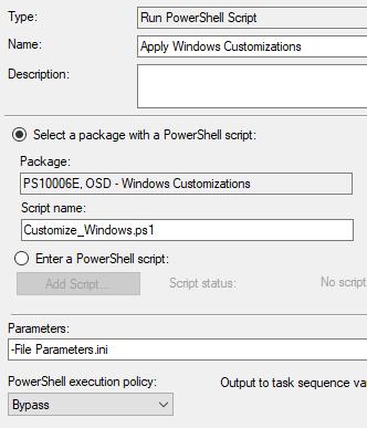 Windows Customizations with PowerShell – Jon's Notes